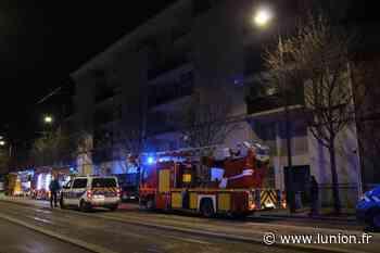 Reims : le meurtrier qui a incendié l'appartement de sa victime court toujours - L'Union
