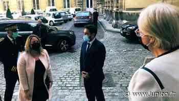 précédent Auprès de la ministre, Reims candidate au label Cité de l'emploi - L'Union