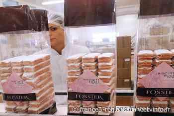 Marne : les biscuits roses de Reims rachetés par le groupe breton Galapagos Gourmet - France 3 Régions