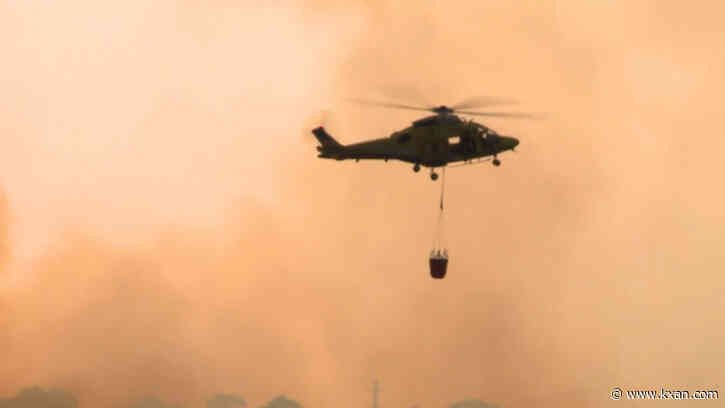 'No homes lost so far' in 100-acre Bastrop County wildfire that forced evacuations for nearby residents