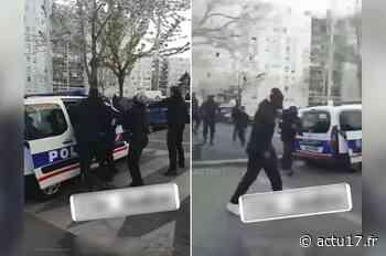 Sevran : Il donne des coups de pied dans la voiture de police, crache sur la vitre et insulte le chauffeur - Actu17
