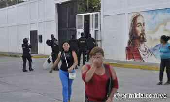 7 menores se fugan del retén El Manzano de Barquisimeto - Diario Primicia - primicia.com.ve