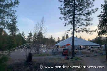 Costner's TV pilot takes over popular Penticton rock climbing site - Penticton Western News