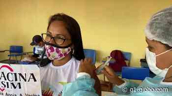 Com doses excedentes, Atalaia do Norte, no AM, começa a vacinar professores contra a Covid-19 - G1