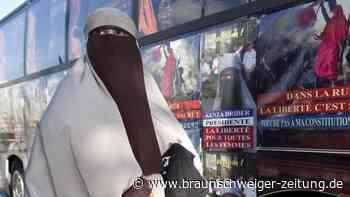 Vollverschleierung: Zehn Jahre nach Burkaverbot: Frankreich streitet weiter