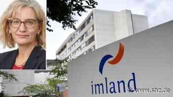 Imland-Klinik Rendsburg: Aufsichtsrat berät über Zukunft von Krankenhaus-Chefin Dr. Anke Lasserre | shz.de - shz.de