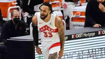 Gary Trent Jr.'s career-high 44 points help Raptors rout Cavs