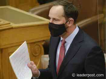 Mandryk: Meili can't mask disdain for Moe government handling of COVID-19 - Regina Leader-Post