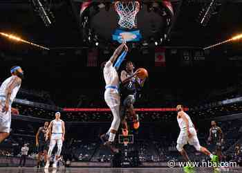 Lakers 126, Nets 101: Brooklyn's Home Win Streak Halted