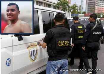 """Diario El Periodiquito - Abatido """"Cristian Toreña"""" por el Cicpc en Cagua - El Periodiquito"""