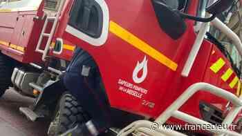 Thionville : Huit personnes évacuées d'un immeuble après l'incendie d'une poubelle dans la nuit - France Bleu