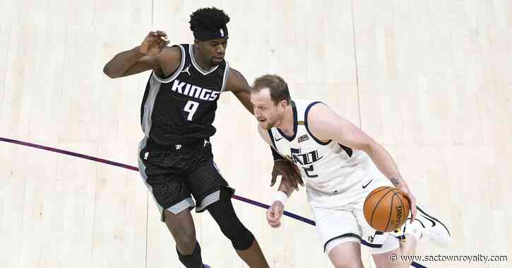Kings get dominated in second half, lose to Jazz