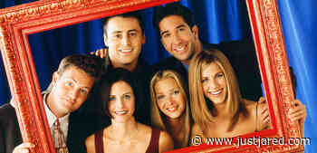 'Friends' Cast Wrap Filming Their Upcoming HBO Max Reunion Special!