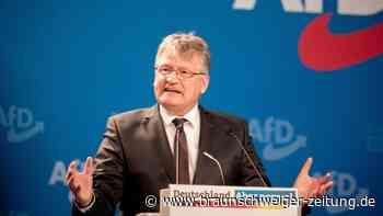 Parteitag in Dresden: AfD setzt Bundesparteitag fort - Schwere Zeiten für Meuthen