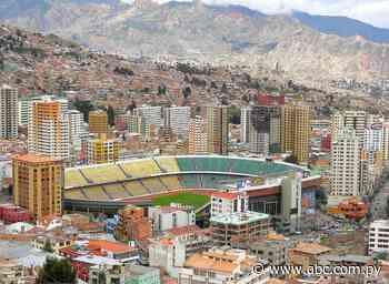 """""""No habilitarán el estadio de Potosí y jugaríamos en La Paz"""" - Olimpia - ABC Color"""