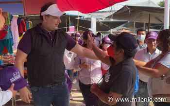 Promete Adrián Esper dar recursos justo y no caridad a municipios de San Luis Potosí - Milenio