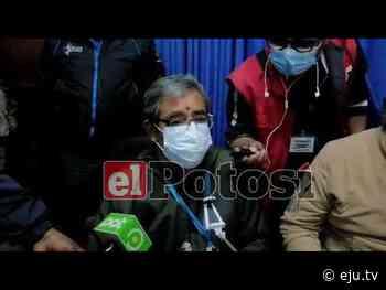 Potosí: Sedes garantiza la segunda dosis para vacunados en campaña masiva - eju.tv