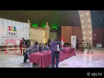 Gobernador electo de Potosí recibió su credencial oficial - eju.tv