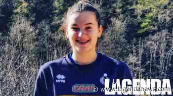 Volley a Giaveno: Amelie Vighetto con la nazionale under 16 femminile agli Europei - http://www.lagendanews.com