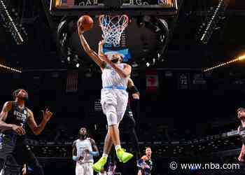 Lakers Go Hard in Brooklyn (4/10/21)