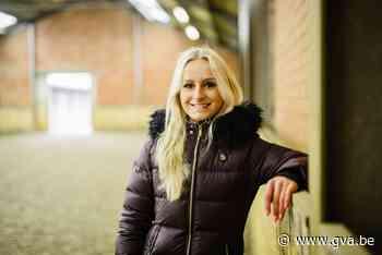 Essense dressuuramazone Jette De Jong (16) in 'De Container ... (Essen) - Gazet van Antwerpen