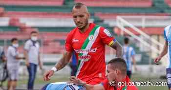 """Juan Guillermo Domínguez: """"Estoy contento en Cortuluá y la Primera B es muy competitiva"""" - Gol Caracol"""