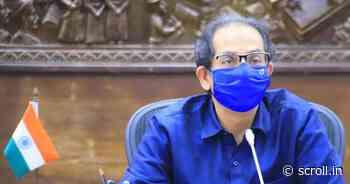 Coronavirus: Maharashtra CM hints at lockdown amid massive surge in cases - Scroll.in