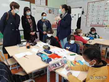 Val-d'Oise. Osny. Pour les enfants des personnels prioritaires, « l'école, c'est trop cool ! » - actu.fr
