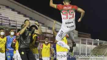 Voando alto Com show de Pirambu, Brusque vence Hercílio Luz pelo Catarinão - ®Portal da Cidade | Brusque
