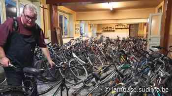 Pecq: la reprise le 21 avril de l'atelier «vélos» de Phil - Sudinfo.be