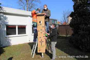 15 Kreuzwegstationen als Weg der Hoffnung in Elsenfeld - Main-Echo