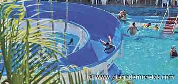 Registran buena afluencia en Agua Hedionda, Cuautla - Diario de Morelos
