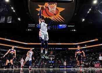 Recap: Wizards fall in Phoenix 134-106
