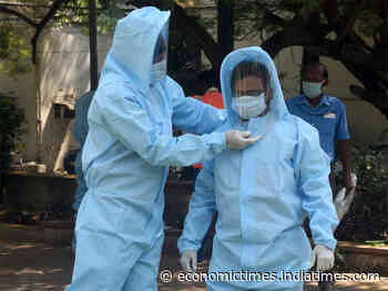 Coronavirus Live News: India reports 1,52,879 new cases, 839 deaths; 'Tika Utsav' starts from today to va... - Economic Times