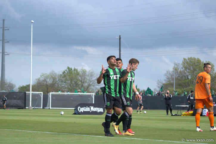 Austin FC finish preseason La Copita tournament strong with 5-1 win vs. San Antonio FC
