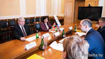 Belarusian ambassador visits Russian Orenburg to discuss cooperation prospects - Belarus News (BelTA)