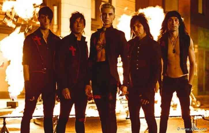 Black Veil Brides reveal details of new album 'The Phantom Tomorrow'