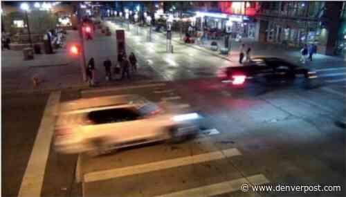 Police: Woman killed in LoDo crash last week was a bystander of street racing