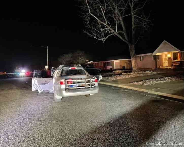 2 suspects smash living room window, threaten residents with hunting knife and steal truck, Adams County deputies say