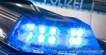 Kronberg: Motorrad und Pkw kollidieren bei Wendemanöver - Usinger Anzeiger