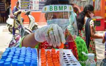 Coronavirus live updates | Delhi government against imposing lockdown in city: Kejriwal - The Hindu