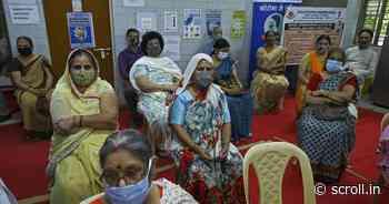Coronavirus: India records over 1.52 lakh cases in a day, 'tika utsav' begins amid vaccine shortage - Scroll.in