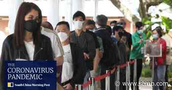 'No rush' for third Covid-19 vaccine; Hong Kong confirms 13 new infections - South China Morning Post