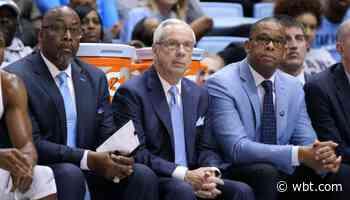 North Carolina introduces Hubert Davis as new head basketball coach - WBT