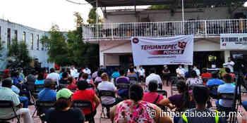 Tehuantepec rechaza imposición de candidatos - El Imparcial de Oaxaca