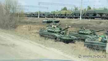 Eskalation in der Ostukraine: Weber droht Moskau mit weiteren Sanktionen