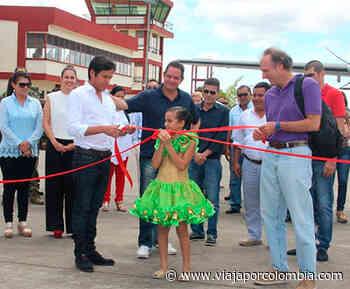 ▷ Inician obras de mejoramiento en el aeropuerto Obando de Puerto Inírida - Noticias - Viajar por Colombia