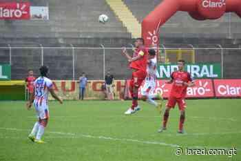 Malacateco y Xelajú empatan 0-0 en estadio de Coatepeque - La Red - lared.com.gt