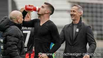 Frankfurt-Sieg gegen Wolfsburg: Sieben-Tore-Spektakel: Eintracht rollt Richtung Königsklasse