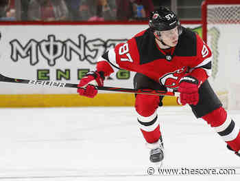 Devils place Gusev on unconditional waivers for contract termination - thescore.com